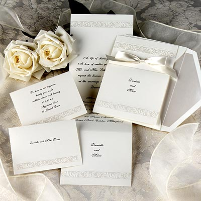 Wedding Scroll Invitations as great invitations ideas